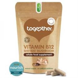 Organic Mushroom B12 Vitamin (30 Vegecaps)
