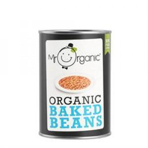 Organic Baked Beans 400g