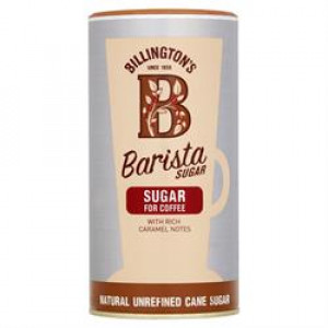 Barista Unrefined Cane Sugar for Coffee 400g