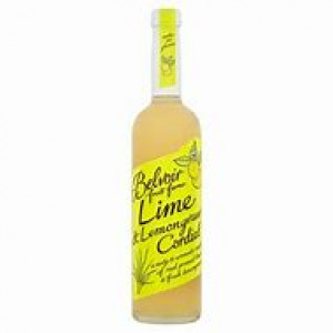 Cordial - Lime and Lemongrass 500ml
