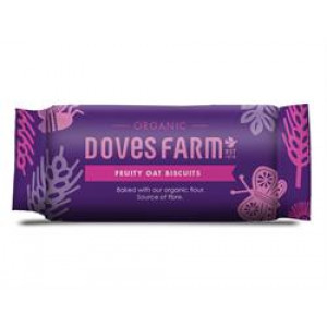 Organic Fruity Oat Biscuits 200g