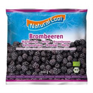 Organic Blackberries 300g