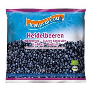 Organic Blueberries 300g