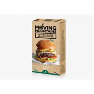 Vegan Plant Based Burgers - Pack of 2