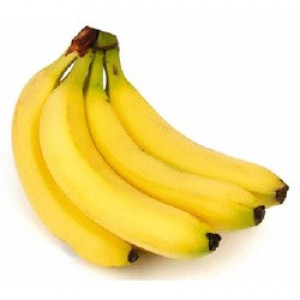 Organic Bananas per bunch (approx.)