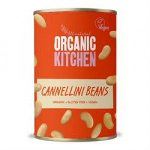 Value Organic Cannellini Beans 400g