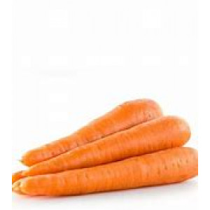 Organic Carrots Pack 750g