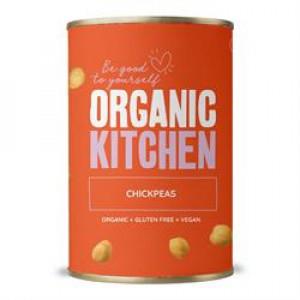 Value Organic Chickpeas 400g