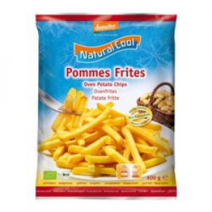 Organic Oven Potato Chips (French Fries) 600g