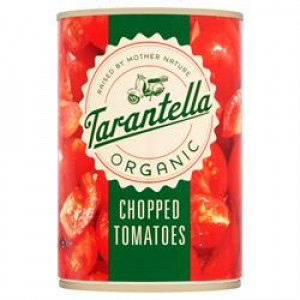 Organic Chopped Tomatoes 400g