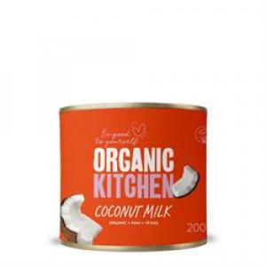 Value Organic Coconut Milk 200ml