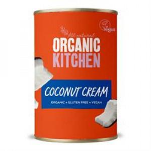 Value Organic Coconut Cream 400ml