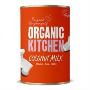 Value Organic Coconut Milk 400ml