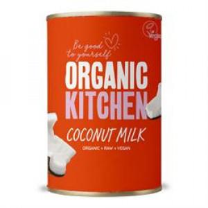 Value Organic Coconut Milk 400ml