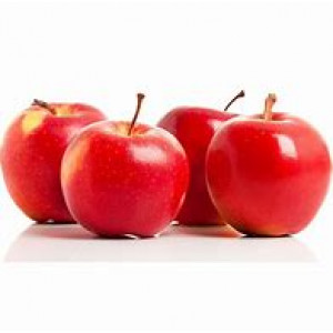 Organic Red Apples per 500g