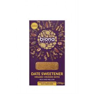 Organic Unrefined Date Sweetener 250g