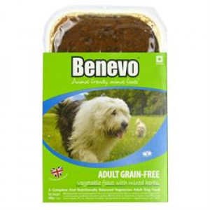 Vegetarian Dog Food - Adult Grain-Free 395g