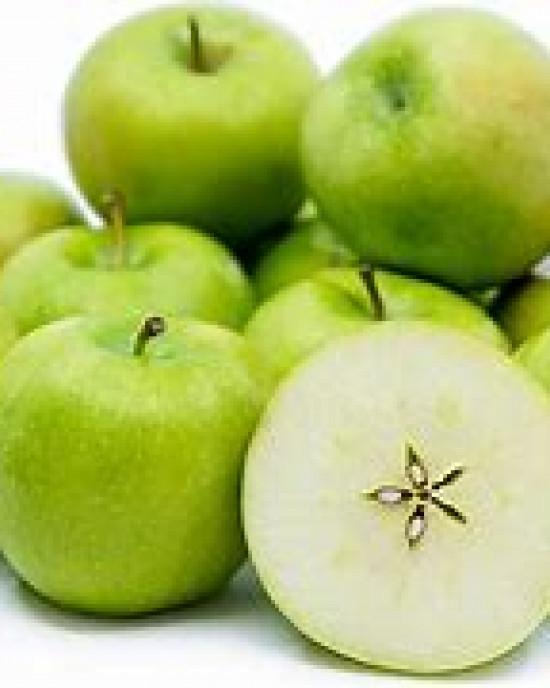 Organic Green Apples per 500g