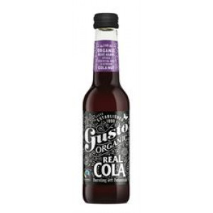 Fairtrade Organic Real Cola Soft Drink 275ml