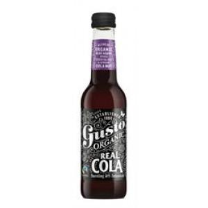 Fairtrade Organic Real Cola Soft Drink 275ml