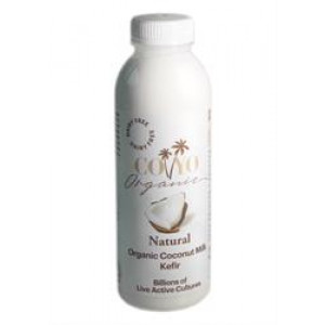 Organic Dairy Free Natural Coconut Milk Kefir 500ml
