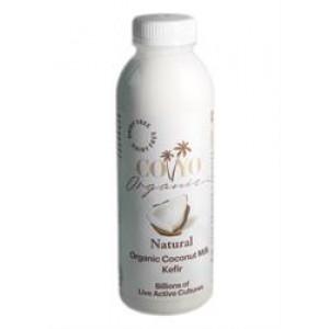 Organic Dairy Free Natural Coconut Milk Kefir 500ml