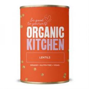 Value Organic Lentils 400g