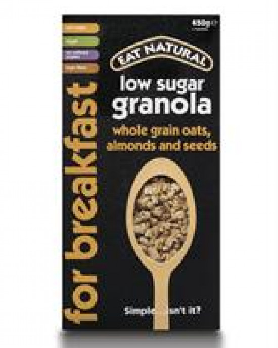 Granola - Low Sugar 450g