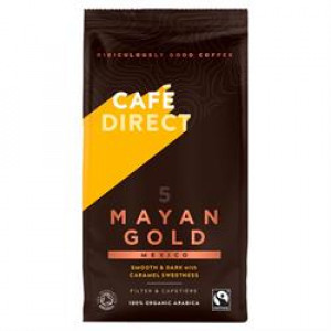 Fairtrade Organic Mayan Gold Ground Coffee 227g