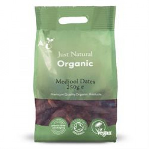 Organic Pitted Medjool Dates 250g