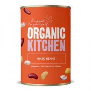 Value Organic Mixed Beans 400g