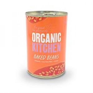 Value Organic Baked Beans 400g