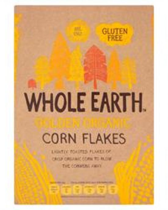Organic Gluten Free Cornflakes 375g