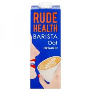 Organic Barista Oat Drink 1 Litre