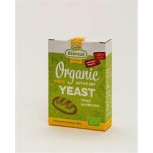 Gluten Free Organic Active Dry Yeast 5 x 9g