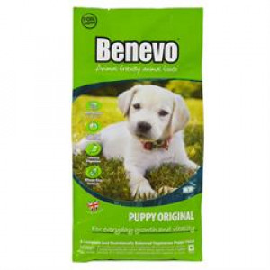 Vegetarian Dog Food - Puppy 2kg