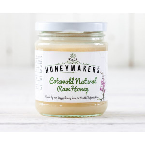 Local Pure Cold Extracted Honey 340g
