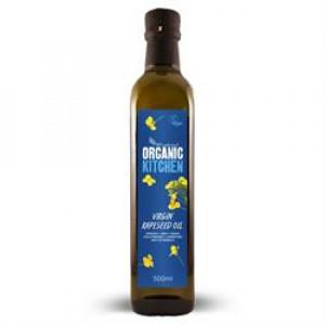 Organic Virgin Rapeseed Oil 500ml