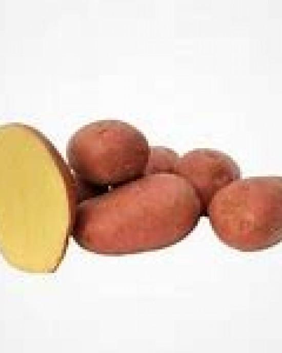 Organic Red Potatoes per 1kg