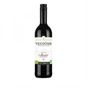 Alcohol Free Organic Merlot Wine 750ml