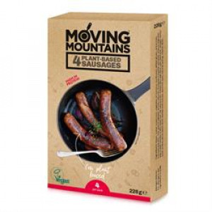 Vegan Plant Based Sausages - Pack of 4