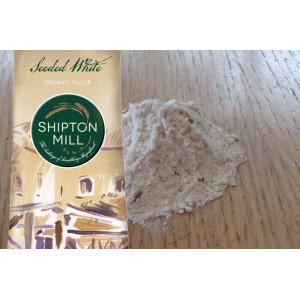 Organic Seeded White Flour 1 kg