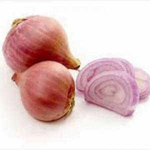 Organic Sweet Pink Shallots per 500g