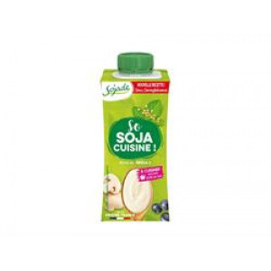 Organic Soya Cream 200ml