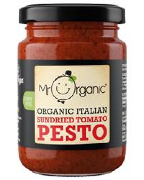 Organic Sundried Tomato Pesto 130g