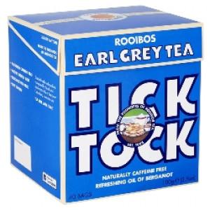 Rooibos Earl Grey Tea Bags (40)