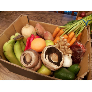 Organic Fruit and Vegetable Box - Large