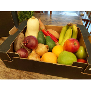 Organic Fruit and Vegetable Box - Small