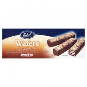 Gluten Free Wafers - Chocolate 130g