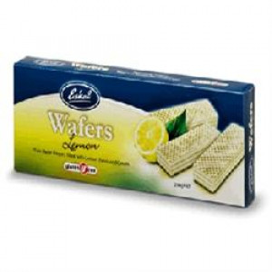 Gluten Free Wafers - Lemon 200g